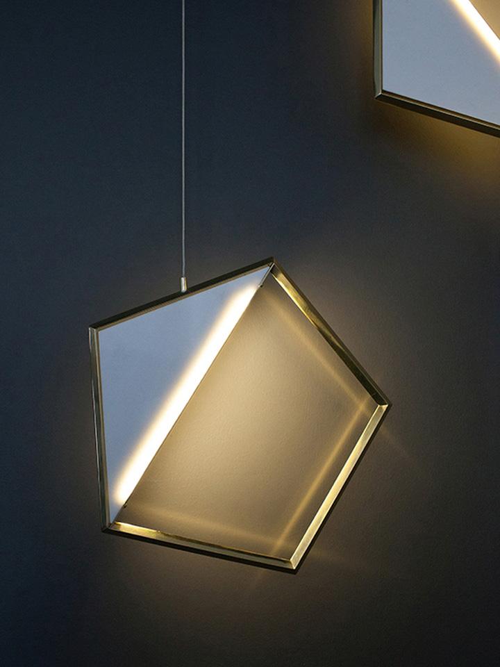 Восхитительный светильник Tangle от Flip Sellin & Claudia Pineda De Castro