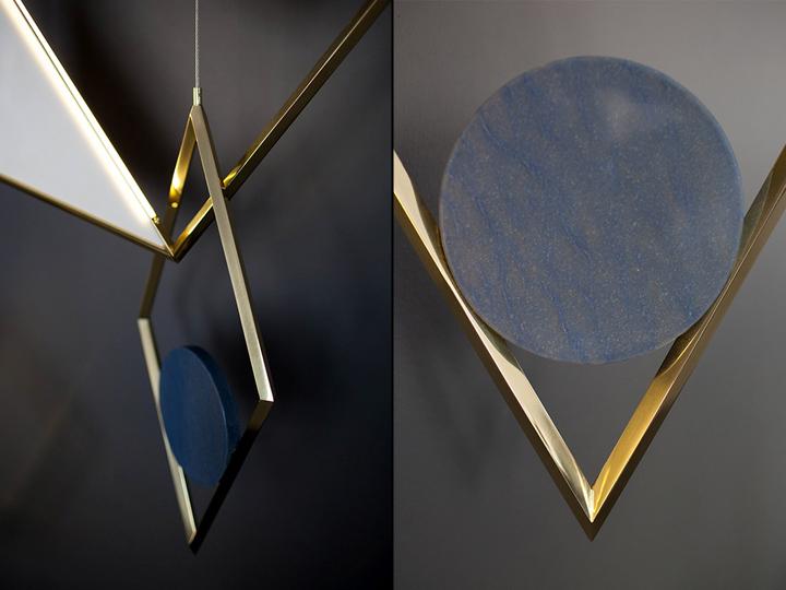 Удивительный светильник Tangle от Flip Sellin & Claudia Pineda De Castro