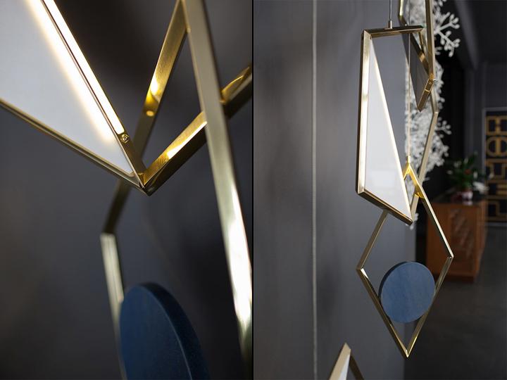 Замечательный светильник Tangle от Flip Sellin & Claudia Pineda De Castro
