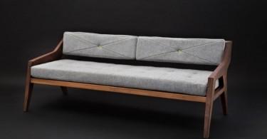 Восхитительный диван Emerson от Jory Brigham