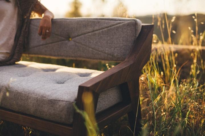 Мягкий матрац дивана