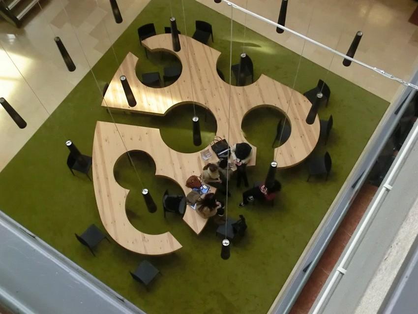 Деревянные складной стол