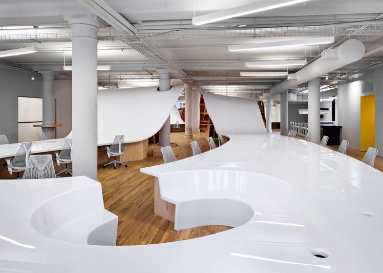 Уникальное оформление помещения