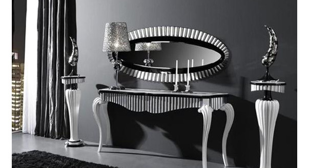 Туалетный столик в стиле арт-деко