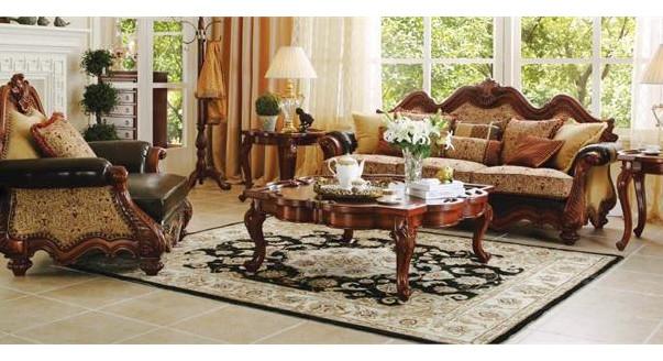 Роскошная мебель в колониальном стиле