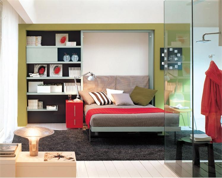 Спальня в шейхерском стиле