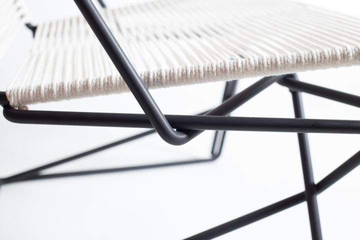 Крепление кресла CR45 от Many Hands Design