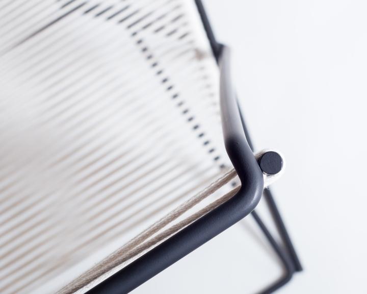 Материал каркаса кресла CR45 от Many Hands Design