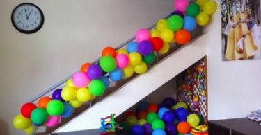 25 необычных способов декорирования лестниц