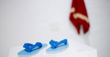 Невероятная выставка «In Pieces» LEGO