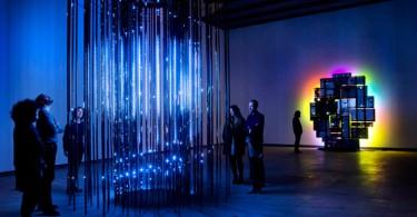 Сияющие шедевры выставки Light Show