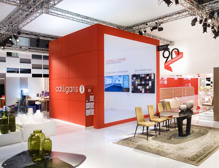 Дизайн интерьера выставки