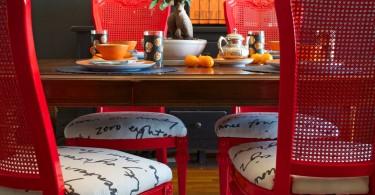 Роскошные стулья Chippendales