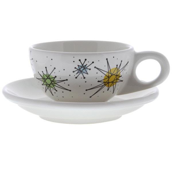 Чашка с великолепный рисунком