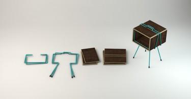 Производство дизайнерской мебели от Gaspard Graulich