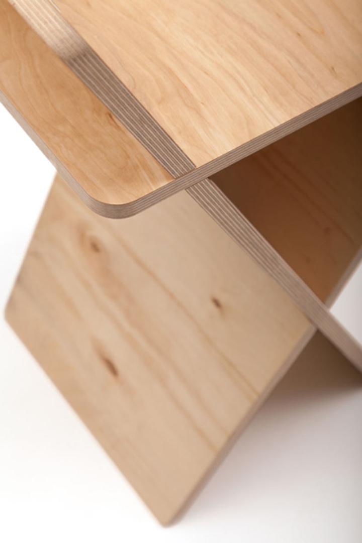 Материал стула CHEFT от Studio Pousti