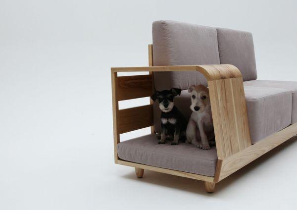 Шикарная кроватка для домашнего питомца