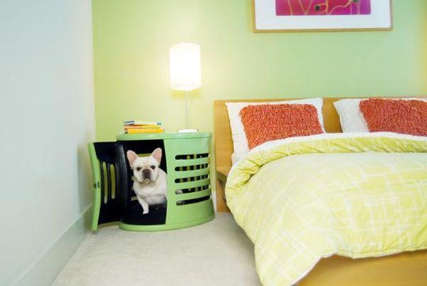Чудная кроватка для домашнего питомца
