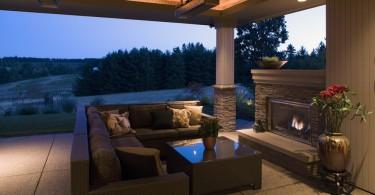Скрытая подсветка в домашнем интерьере