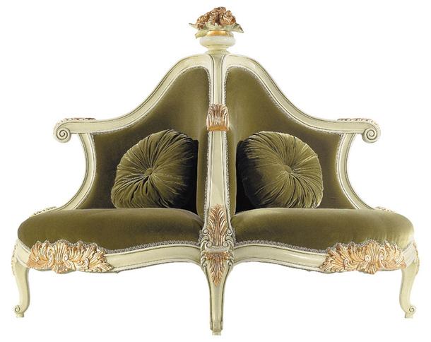 Необычный диван Assuan