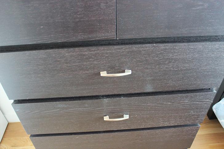 Внешний вид деревянного комода