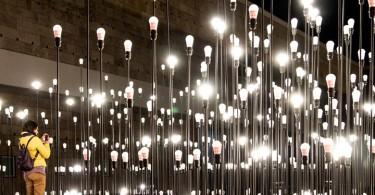 Демонстрация возможностей светодиодных ламп нового поколения через инсталляцию LEDscape