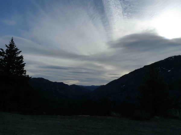 Живописное фото Альп