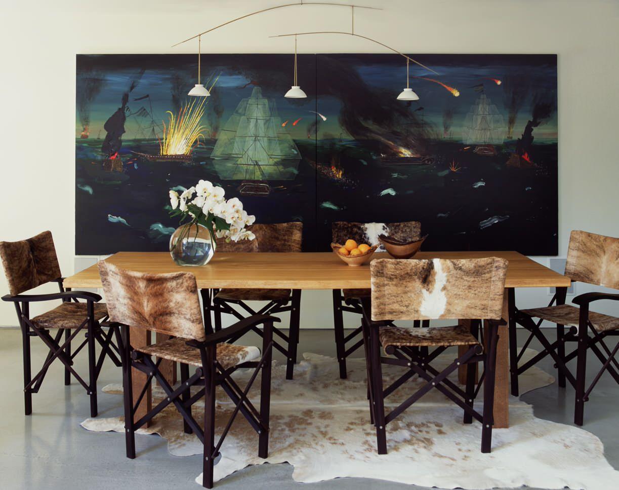 Картина на стене в морской тематике