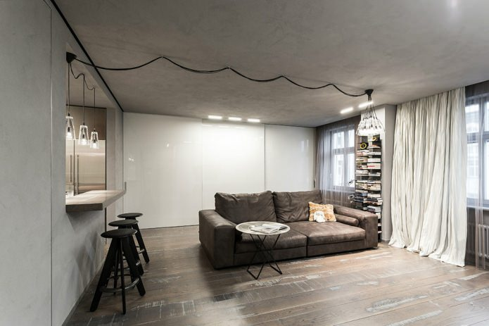 Лофт стиль в квартире