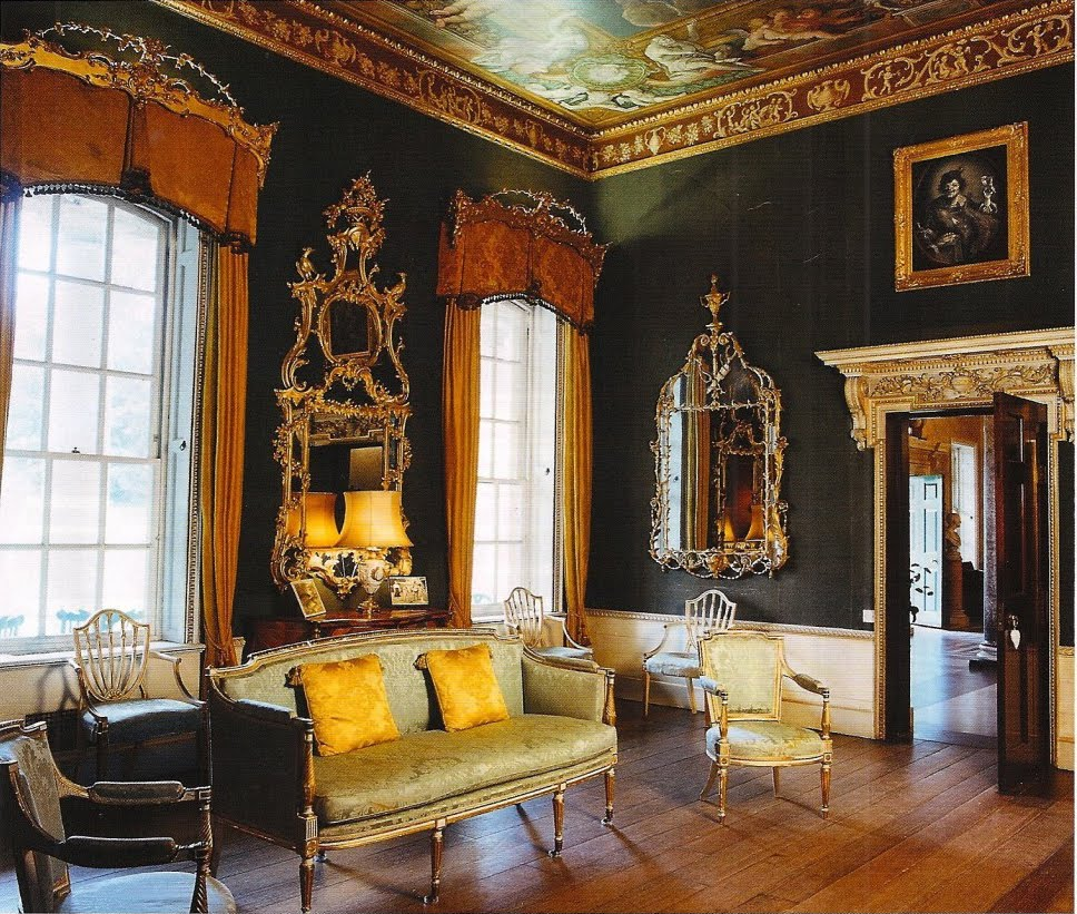Исторические стили, классика: рококо, барокко, классицизм, ампир (ФОТО )