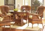 Стильная ротанговая мебель