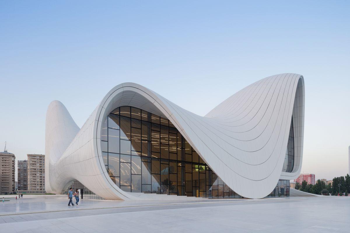 Arquitectos modernos y sus obras famosas - fotos de proyectos inusuales.