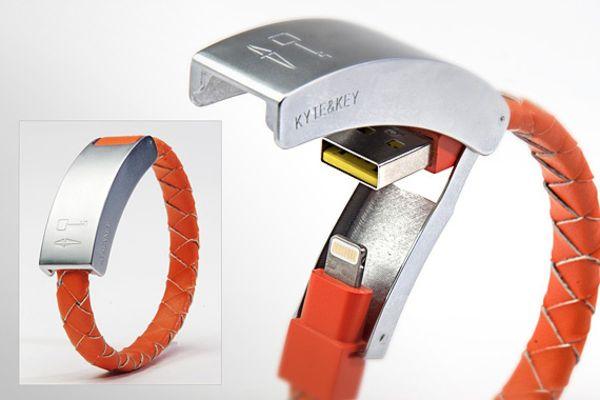Роскошное USB-устройство в форме браслета