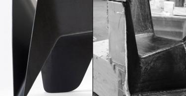 Карбоновые кресла от дизайнера Thomas Feichtner