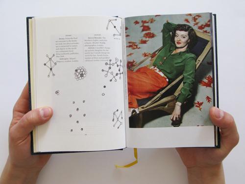 Книга в оформлении KERR NOBLE