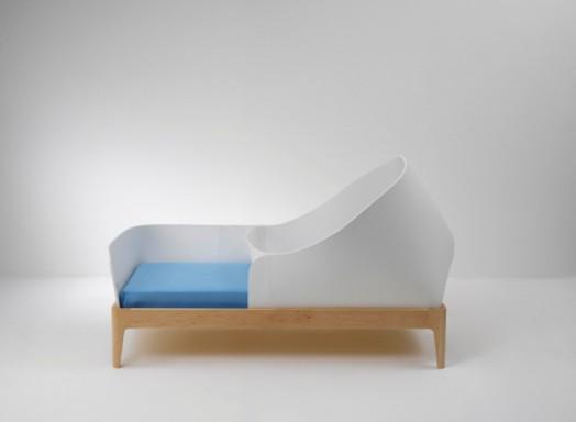 Раскладная кроватка для новорожденных