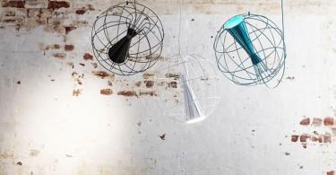 Интригующая простота светильника Latitude от Flynn Talbot