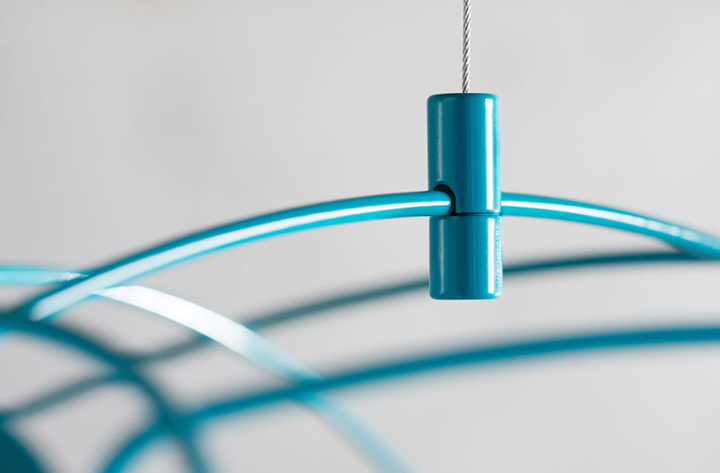 Материал светильника Latitude от Flynn Talbot