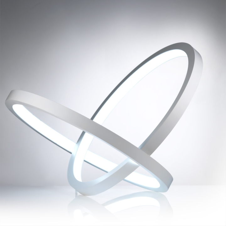 Осветительный элемент NFINITY от Leonardo Criolani для улицы