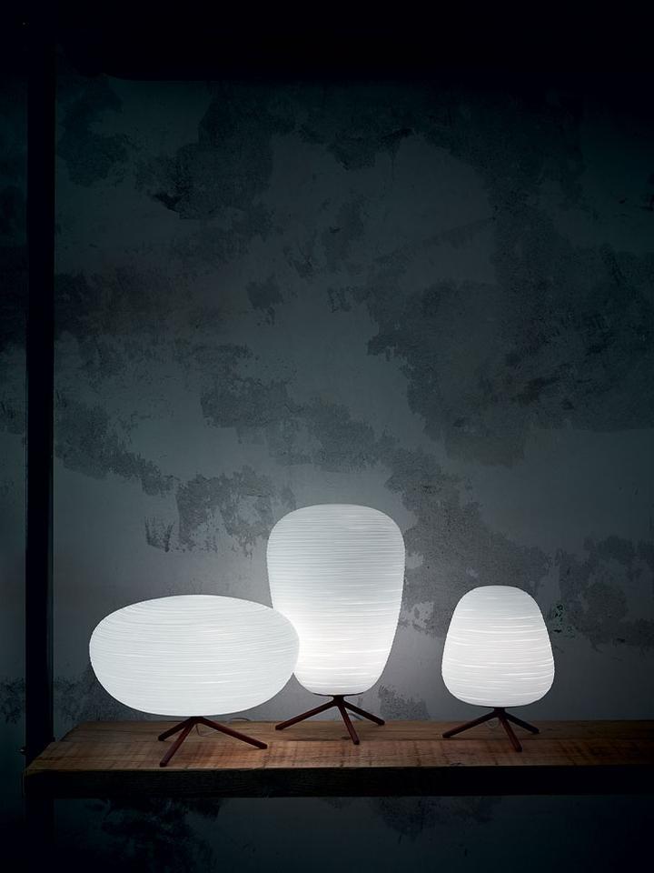 Оригинальный дизайн настольных светильников Light Portraits