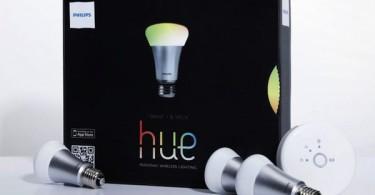 Высокотехнологичная беспроводная система освещения Philips Hue