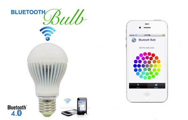 Управление освещением через смартфон