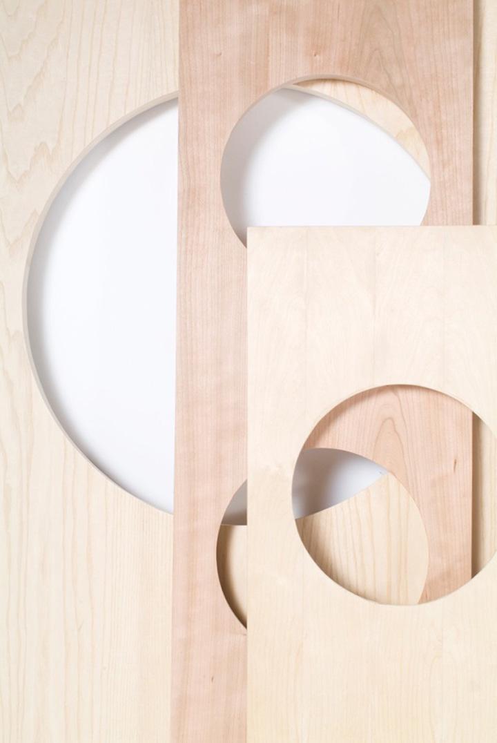Материалы с отверстиями для мебели