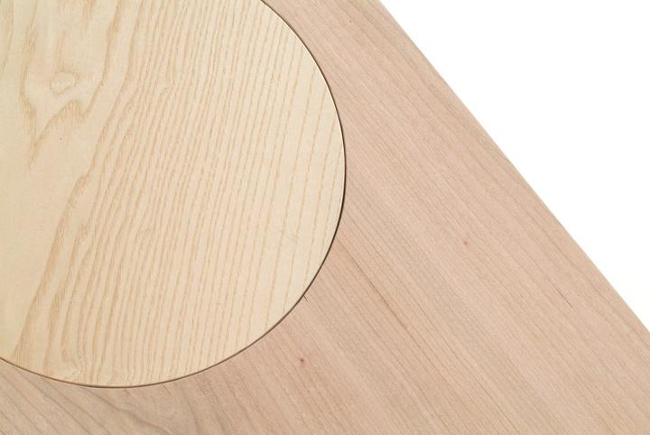 Деревянная столешница стола