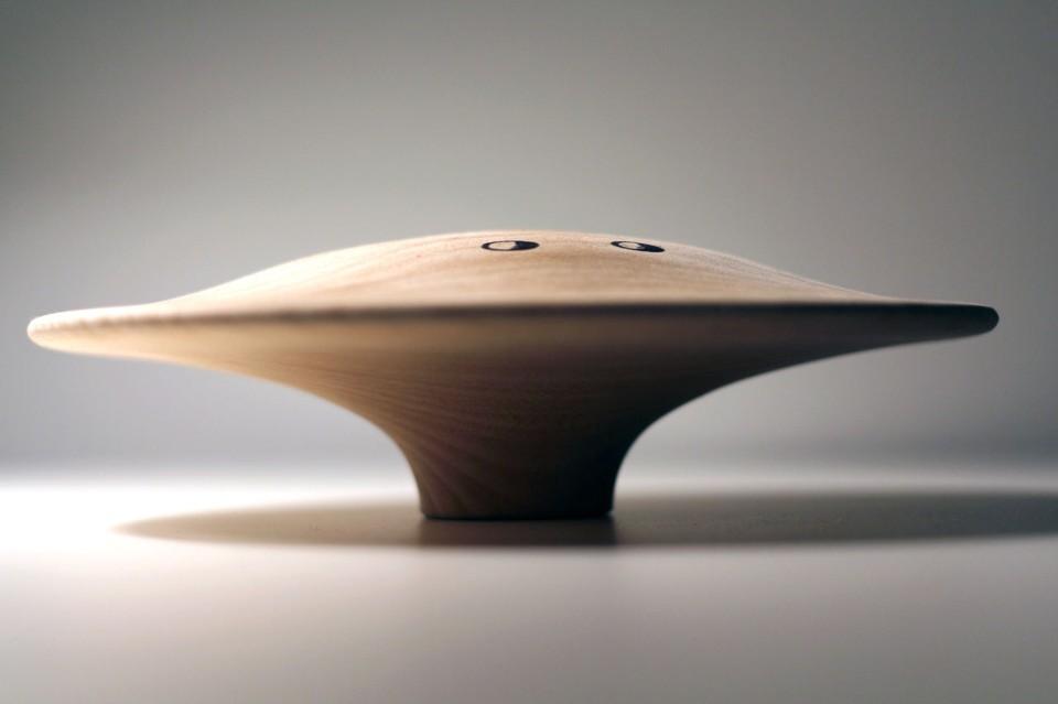 Дизайнер Маттео Рагни: деревянная модель Razza