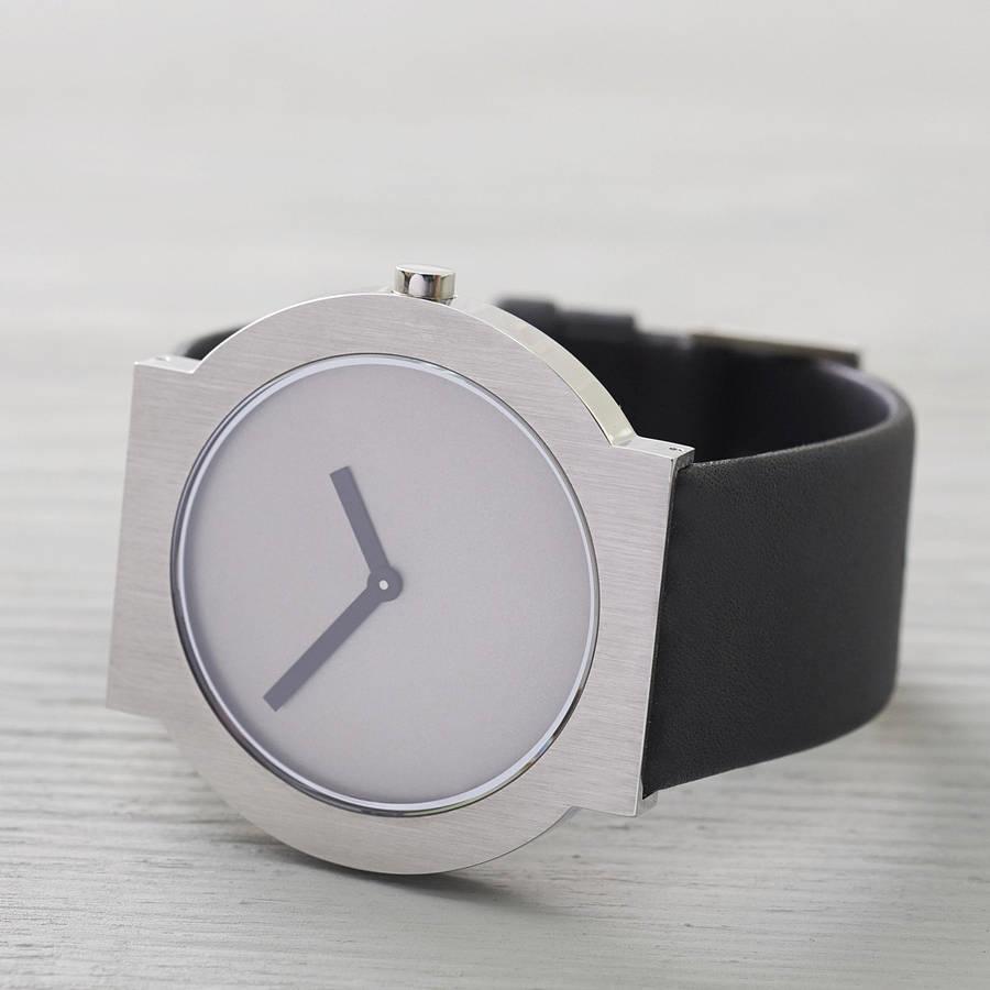 Женские часы Minimalist Analog в белом цвете