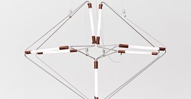 Люстра Mobi Customizable от дизайнера James Dieter