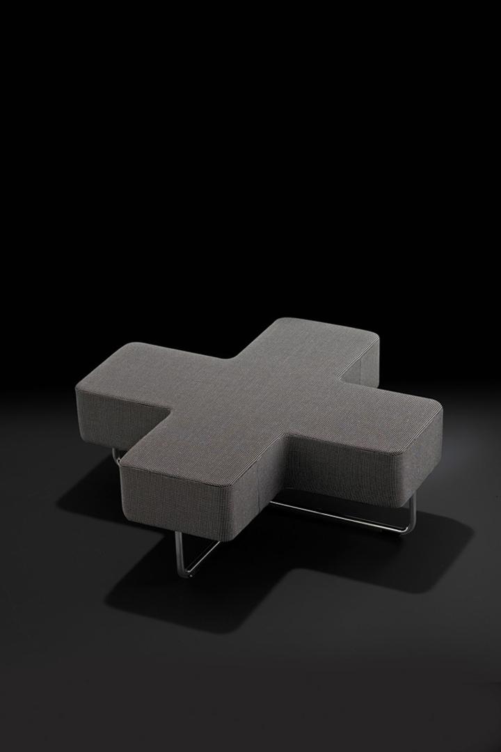 Чудное модульное сиденье Jaks от John Coleman