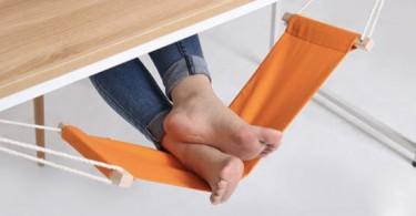 Держатель для ног под столом