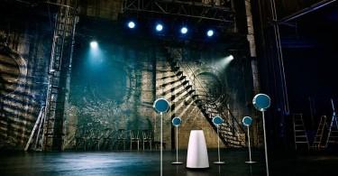 Акустическая система с элементами скандинавского стиля от Bang & Olufsen